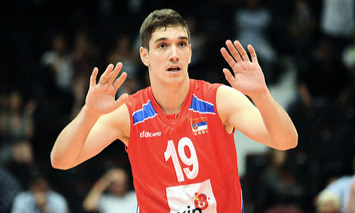 Nikola Rosic: We fight for every ball