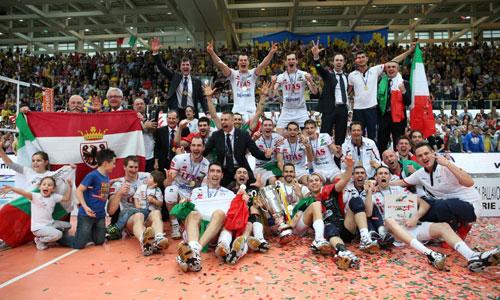Trentino Champion after Big Drama!