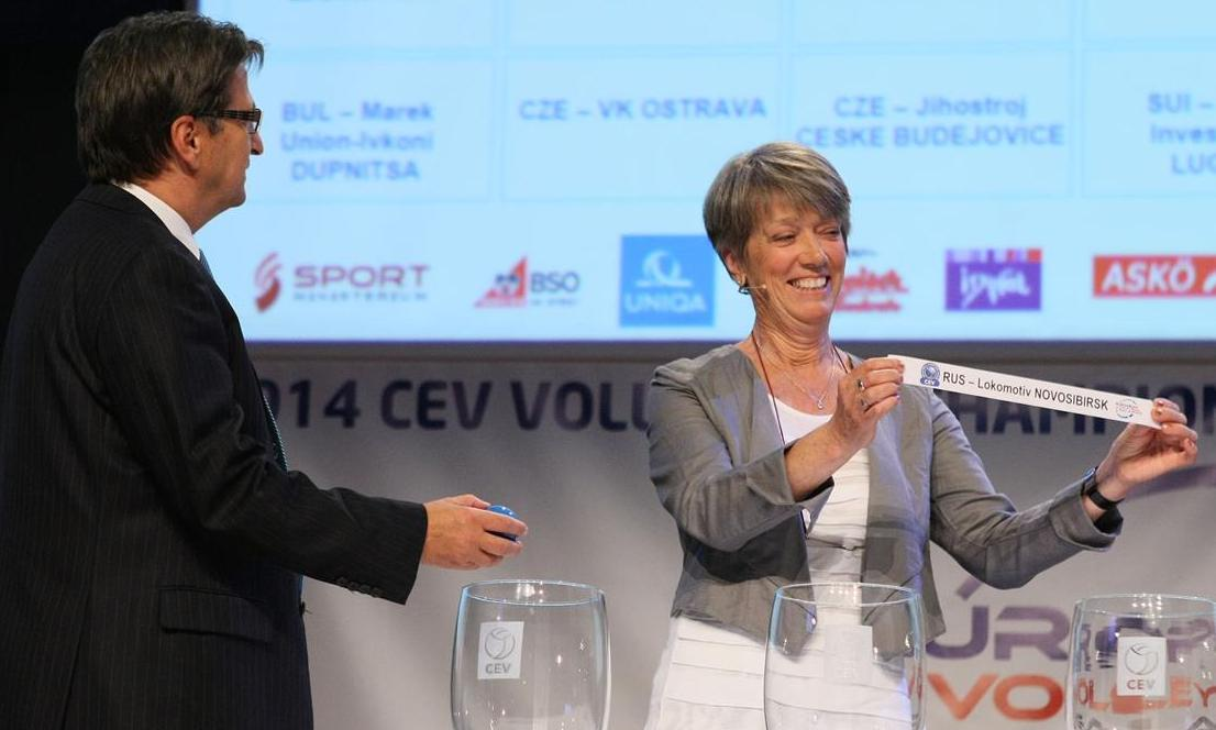 2014 CEV Champions League groups drawn