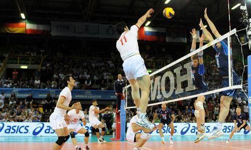 WL: Shock! Iran silenced Italy