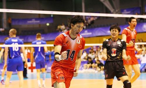 World League: Rebirth of Japan. Canada is a leader at the halfway point