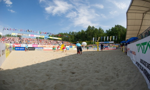 Polish phenomenon at the U23 Beach WCH