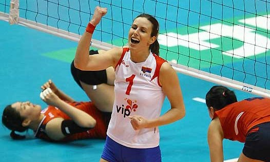 Jelena Nikolic injured. A surgery is necessary!