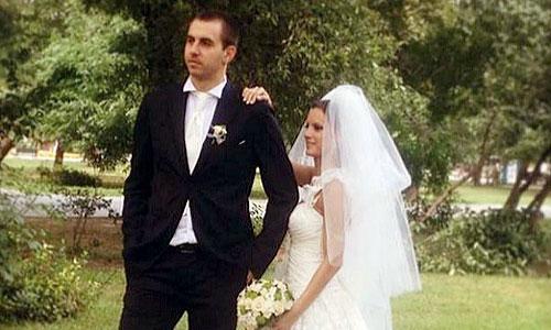 Georgi Bratoev got married!