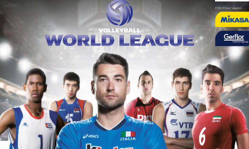 World League: Terrific tsunami wave of promotion in 2014!
