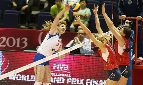 WGP: USA beaten agian! China set up a drama against Italy