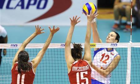 """WGP: USA picked """"Oranges"""" with Manon Flier, Serbia smashed Algeria"""