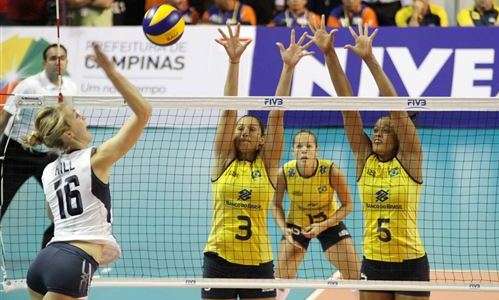 WGP: Magnificent games! A pure advert of volleyball in Campinas !