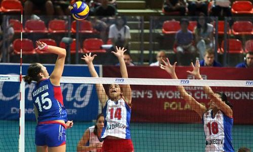 WGP: Final Six rather out of reach of Russia