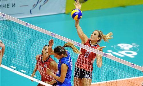 "WGP: ""American Style"" bore friut agaist Serbia"