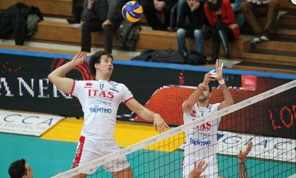 Trentino loses Djuric. Sebastian Sole takes the replacement contract!