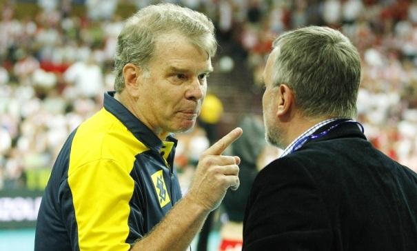 Brazilian Federation punished Bernardo Rezende