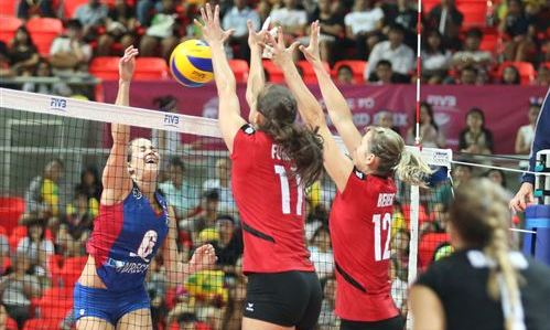 WGP: Farewell victories of Russia and Puerto Rico