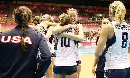 WGP: USA reached finals, Bulgaria upset