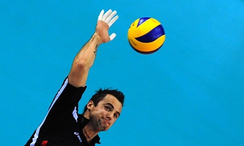 Euro Volley 2013: Gorgy Grozer is back!