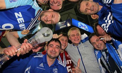 Zenit Kazan Reloading