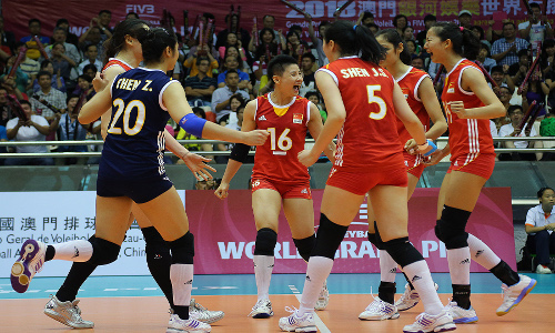 WGP – China and Bulgaria better again