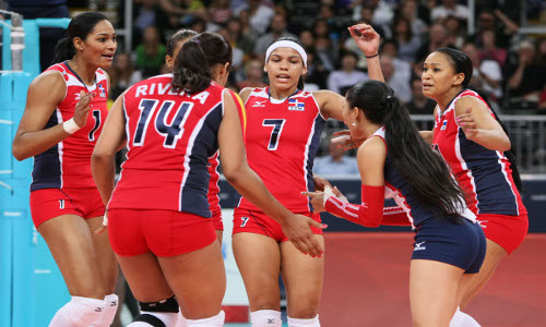 WGP – Dominican Republic and Serbia claimed to victories.