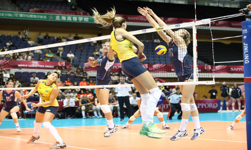 WGP – Brazil with quick win, American collapse