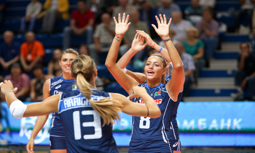 WGP – Italy and Argentina on winning path