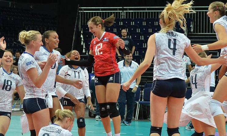 EuroVolley: Sacré bleu! France snapped off a helping hand!