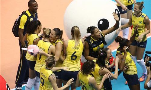 WGP: Brazil glistens for the ninth time! Did China give up last match?