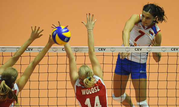 EuroVolley: Brizitka Molnar vies for second consecutive gold