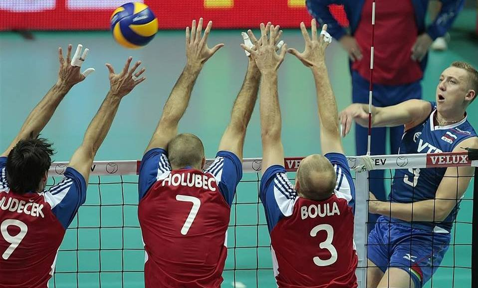 EuroVolley: Germany beats another favorite! Russia rebounds!