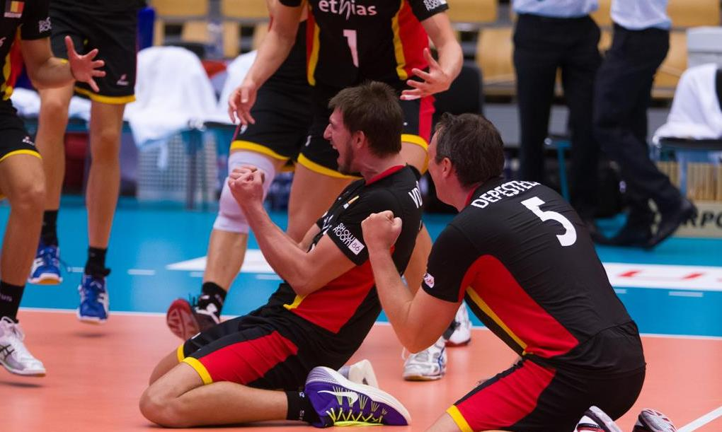 EuroVolley: Sensational crowning of Pool C! What a surprises!