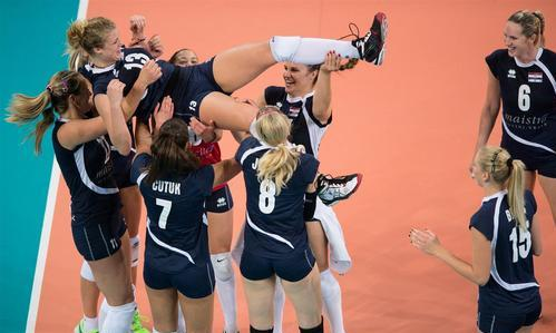 EuroVolley: Brilliant Mira Topic! Croatia robbed a favorite!