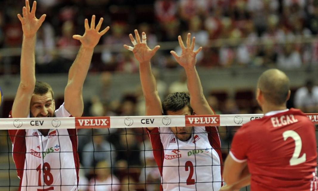 EuroVolley: France and Poland secured full set of points