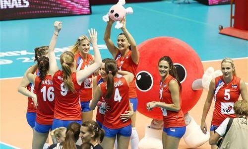 WGP: Serbia jumped on the podium!