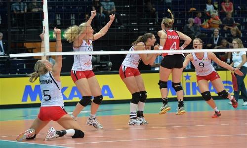 EuroVolley: Belgian sensation wins Pool B!