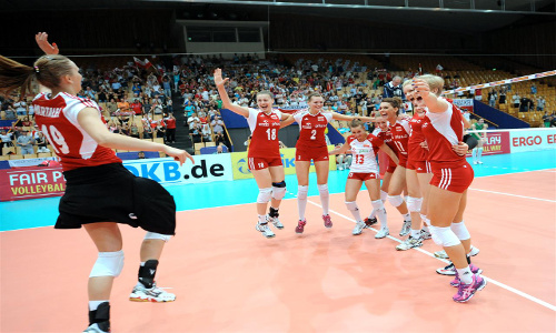 EuroVolley: Poland back in game, Serbia breaks Czech Republic!