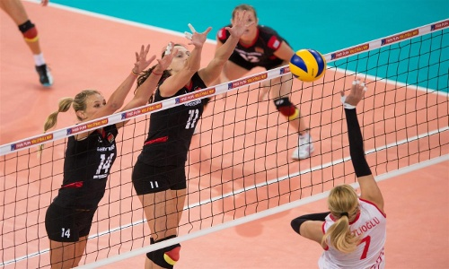 EuroVolley: Germany wins Pool A easily!