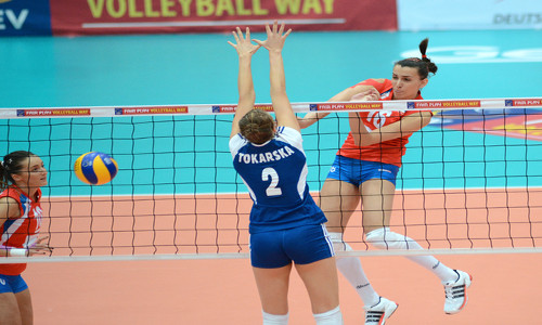 EuroVolley: Serbia proves willingness to defend title!