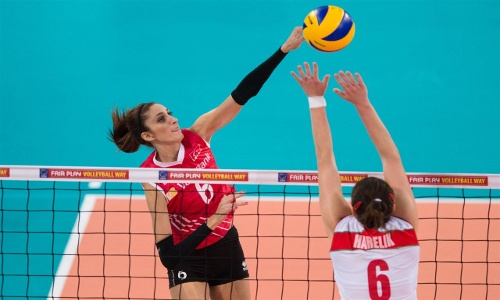 EuroVolley: Turkey smashes Belarus!