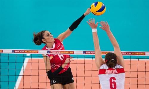 EuroVolley: Turkey smashes Belarus!