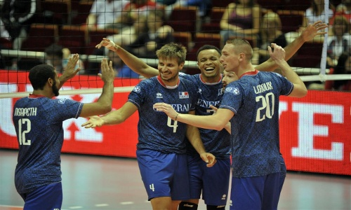 """EuroVolley: """"Les Bleus"""" also in Quarterfinals, Slovakia overcomes Turkey!"""