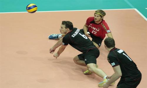 EuroVolley: Germany tops Pool D, Russia's servers too strong for Bulgaria