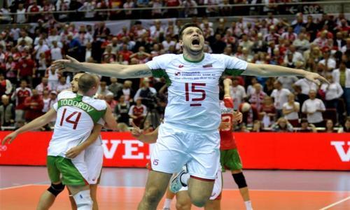 EuroVolley: Poland – Sokolov 2-3! Bulgaria is through