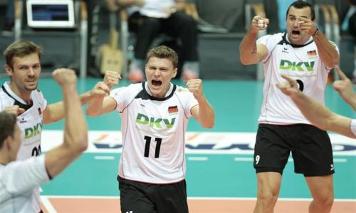 EuroVolley: Russia hopeless on opening day, Bulgaria and Germany confident