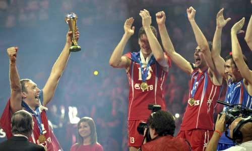 EuroVolley: MVP for Dmitriy Muserskiy!