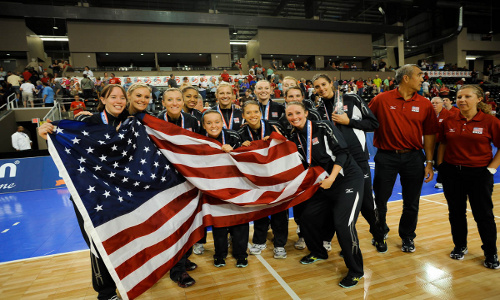 United States again NORCECA's champion!