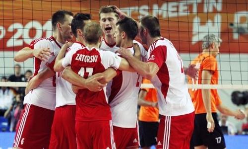 Poland wins Hubert Wagner's Memorial!
