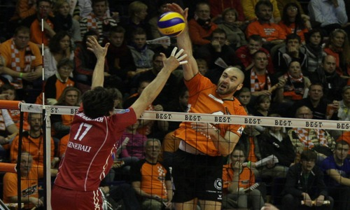 Bundesliga 2013-2014: In eager pursuit of Berlin Recycling Volleys