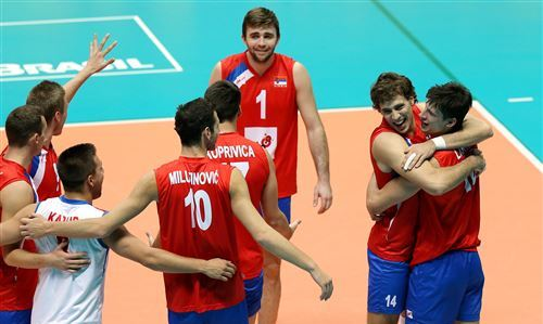 Men's 23 WCH: Serbia and Brazil to adjudge the U-23 World Cup future