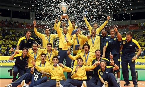 Men's U-23 WCH: Magnificent final! The trophy remains in Brazil!