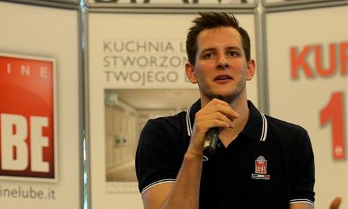 Bartosz Kurek:You have to wait for my first interview in Italian