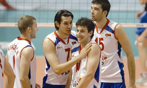 Milos Nikić: We'll get better and better